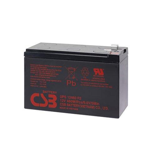 BATERIA para SAI RIELLO CSB UPS12460-6 CELDAS - 12V - TERMINALES F2-FASTON