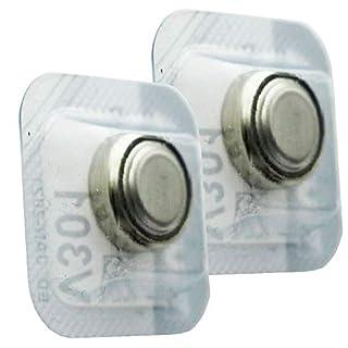 AccuCell Neu Ersatzbatterie für Garmin Vivofit 4, Batteriesatz Garmin Vivofit 4, 2X Knopzellen Batterie