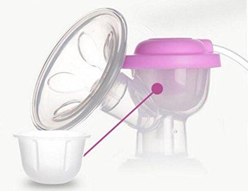 NWYJR Pompe Comfort prolactine grande aspiration large-bouche large-bouche électrique poitrine tire-lait