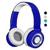 Funwaretech G4 Casque Bluetooth sans Fil, Casque Audio stéréo Pliable sans Fil et...