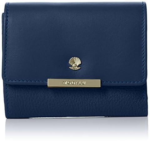 Modalu Women's Margot Purse Blue (denim Blue)