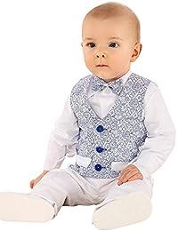 c87f1aae0dd87 Amazon.fr   Bleu - Costumes et vestons   Bébé garçon 0-24m   Vêtements
