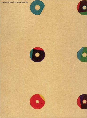 Karel Martens: Printed Matter/Drukwerk