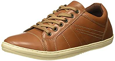 Bond Street by (Red Tape) Men's Tan Sneakers - 6 UK/India (40 EU) (BSS0363-6)