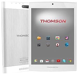 "Thomson NEO8-1.4W Tablette tactile 7,85"" (19,94 cm) ARM Rockchip 3188 ARM Cortex A9 1,33 GHz 4 Go Android Wi-Fi Blanc"