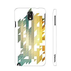 Samsung Galaxy Note 3 Abstract Art 10 designer mobile hard shell case by Enthopia