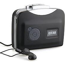 Lettore Convertitore da Musicassette a MP3 CD Mangianastri Mangia Nastri Tape