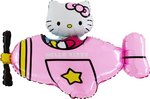 - Hello Kitty Airwalker Folien Ballon