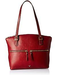 Hidesign Women's Shoulder Bag (Marsala)