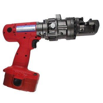 kohstar automatique hydraulique Rebar Cutter foret elektri écharpe Steel Rope Cutting RC Outils de 16B for Cutting Steel Bar Range 4–16mm - Idraulico Elettrico Rebar Cutter
