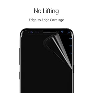 Spigen Neo Flex Screen Guard for Samsung Galaxy S8 (Case Friendly/Front 2) 565FL21701