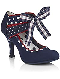 06dc566a499 Amazon.co.uk  Blue - Mary Janes   Women s Shoes  Shoes   Bags