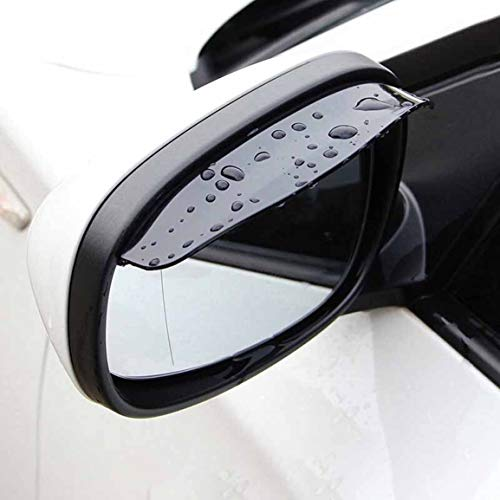 Garciadia Auto Auto Rückspiegel Protector Regen Schutz Spiegel Protector Regen Augenbraue Rückspiegel Visier Shade