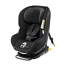 Bébé Confort Milofix Seggiolino Auto, Nomad Black