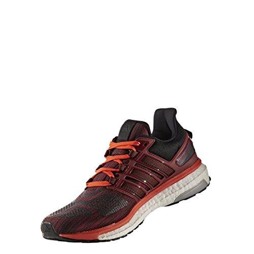 adidas energy boost 3 m - Zapatillas de running para Hombre, Rojo - (B
