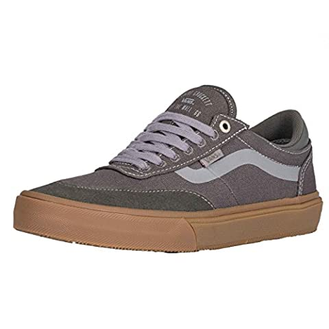 Vans Gilbert Crockett Shoes UK 12 Gunmetal Gum