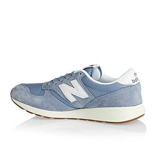 New Balance Men's 420 Re-Engineered Men's Light Blue Sneakers Light Blue/White