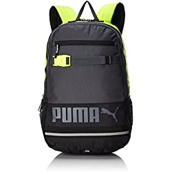 Puma Puma Deck Backpack 24 Ltrs Grey Casual Backpack (7339320)