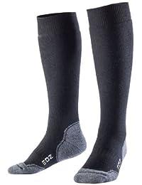 EDZ Merino Wool Thermal Motorcycle Full Length Boot Socks - 6-8