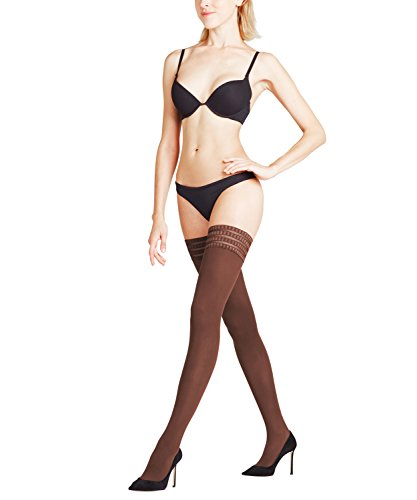 FALKE Calze transparenti donna