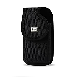 Reiko Carrying Case for Universal Phone - Retail Packaging - Black
