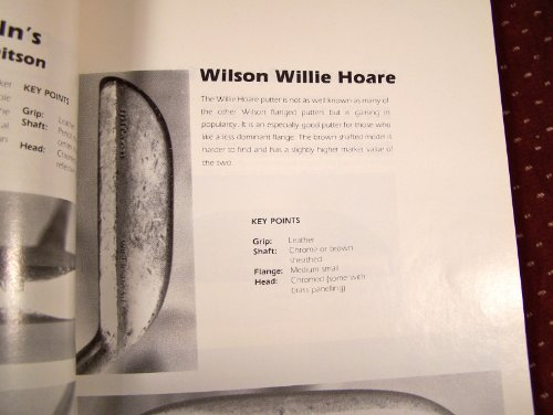 Classic golf clubs: A pictorial guide