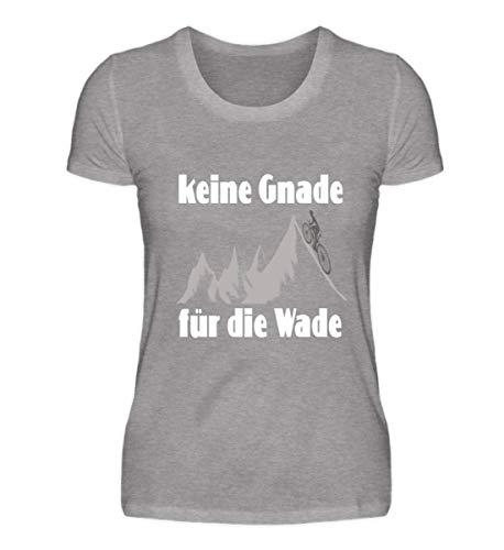 Keine Gnade Für Die Wade Simples aber Geniales Design für Radfahrer - Damen Premiumshirt