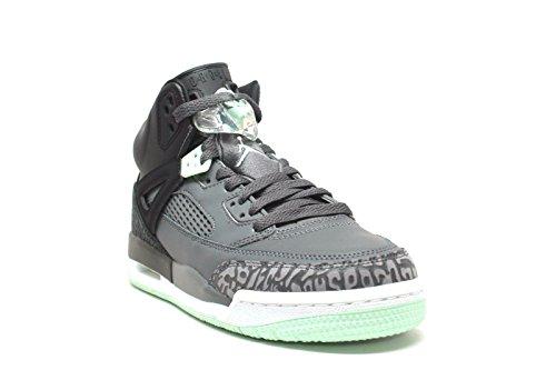 NIKE Jordan Spizike GG Mens Basketball-Shoes 535712-015_7Y - Black/Mint Foam-Dark Grey-White (Basketball-schuhe 7y)