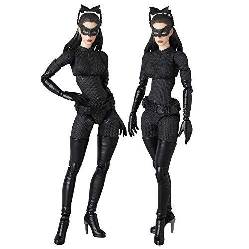 Wen Ying Batman Catwoman Dark Knight Aufstieg Serena Kel Model Geschenk Spielmodell