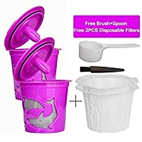 Tradico® keurig 2 0 1 0 k carafe k cups refillable reusable coffee filter carafe k cups k carafe free for wholesale coffee prices 2pcskcup2pcparpercup