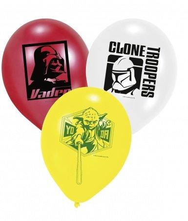 e 380055-Luftballons Star Wars-Einheitsgröße ()