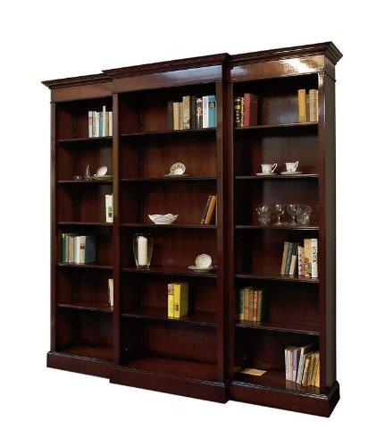 Bücherregal Mahagoni im englischen Stil