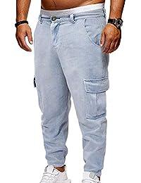 a746af6a8b Amazon.it: 5XL - Jeans / Uomo: Abbigliamento