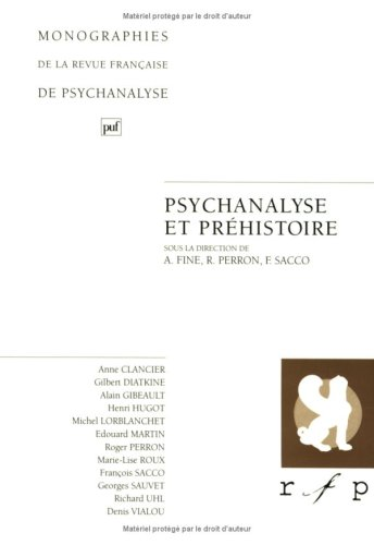 Psychanalyse et Préhistoire