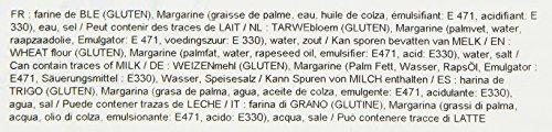 Pidy Gourmande Mini Savoury Quiche Cases, 4 cm Diameter - 96 Portions