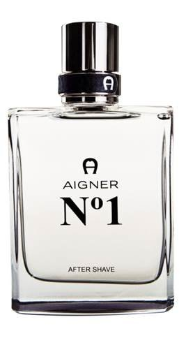 Aigner No. 1 homme/men, Aftershave Lotion 100 ml, 1er Pack (1 x 0.394 kg)