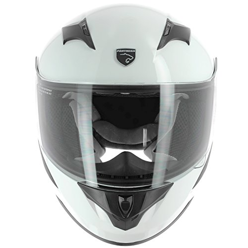Panthera Rooky SA36K-WHL Motorradhelm Integral für Kinder