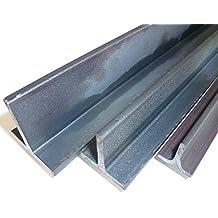 1500 mm Stahltr/äger IPE 100 Doppel-T S235JR Eisentr/äger L = 500-2000 mm