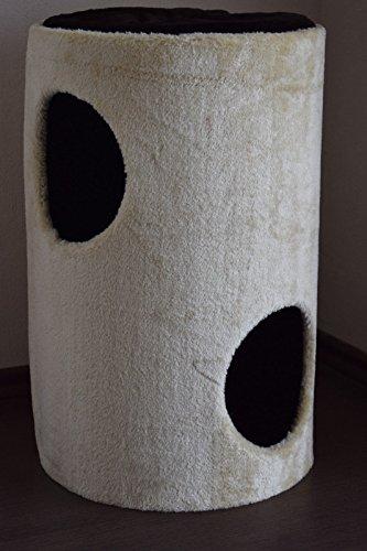 "'""Unique Lemio–Cat Scratching Post Cat Scratching Post–Sisal Cat Basket 55cm Cat Tree Cat Scratching Post Furniture for Cats 1"