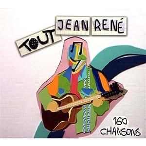 5 CD Tout Jean Rene 160 Chansons