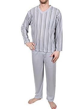 Pijama de Hombres Pijama Camisón Largo