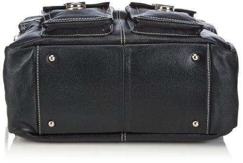 Bruno Banani Handtasche, sacs à main Noir - Noir
