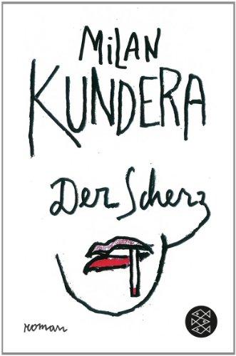 Buchseite und Rezensionen zu 'Der Scherz: Roman' von Milan Kundera