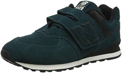 Bild von New Balance Unisex-Kinder 574v2 Sneaker, blau
