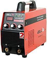 iBELL Heavy Duty Inverter ARC Welding Machine (IGBT) 250A with Hot Start, Anti-Stick Functions, Arc Force Cont