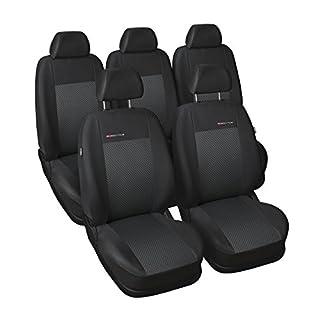 E3 Massgeschneidert - Autoschonbezug-Set (5-Sitzer) - 5902538432313