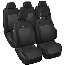 ELEGANCE (E3) (totalmente a medida) - Juego de fundas de asientos a: Peugeot 308 SW - (2007-2013)