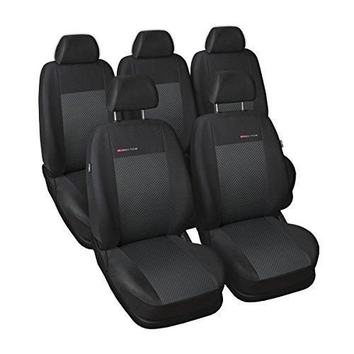 Elegance (E3) (maßgeschneidert) - Autoschonbezug-Set (5-Sitzer) - 5902311273171 - Ford 1998 Sitzbezug
