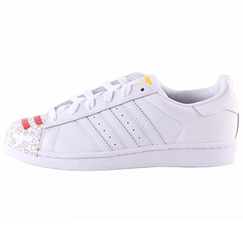 adidas ,  Herren Superstar 1 MR Sport Shell Toe Weiß/Rosa