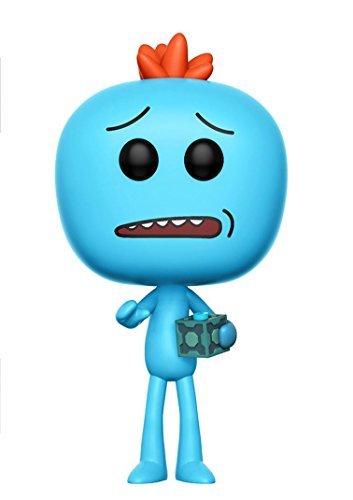funko pop rick and morty Figur Pop Rick & Morty MR Meeseeks